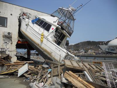 devastation in ishinomaki